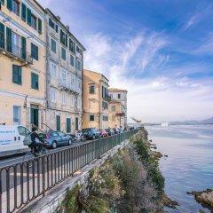 Отель Luxury Seaview Suite Греция, Корфу - отзывы, цены и фото номеров - забронировать отель Luxury Seaview Suite онлайн пляж фото 2