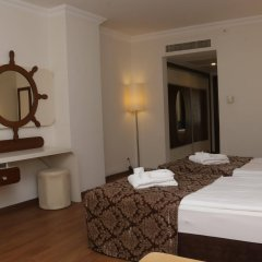 Transatlantik Hotel & Spa Кемер комната для гостей фото 5