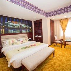 Отель Kamalashi Palace Непал, Катманду - отзывы, цены и фото номеров - забронировать отель Kamalashi Palace онлайн комната для гостей фото 2