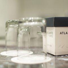 Atlantic Hotel Airport ванная