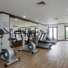 Отель Kata Palm Resort & Spa фитнесс-зал фото 3