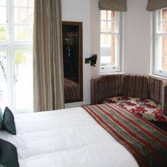 Seraphine Kensington Olympia Hotel комната для гостей фото 5