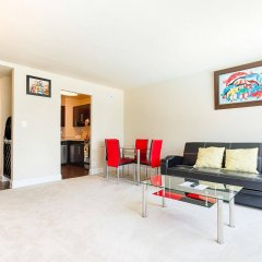 Отель The View Apartment США, Вашингтон - отзывы, цены и фото номеров - забронировать отель The View Apartment онлайн комната для гостей фото 4