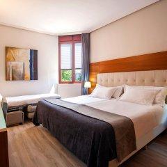 Hotel Silken Amara Plaza комната для гостей