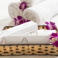 Отель My Anh 120 Saigon Hotel Вьетнам, Хошимин - отзывы, цены и фото номеров - забронировать отель My Anh 120 Saigon Hotel онлайн ванная