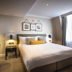 Отель Amba Hotel Grosvenor Великобритания, Лондон - 1 отзыв об отеле, цены и фото номеров - забронировать отель Amba Hotel Grosvenor онлайн комната для гостей