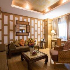 Tarntawan Place Hotel Surawong Bangkok Бангкок интерьер отеля фото 3