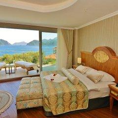 Green Nature Diamond Hotel Турция, Мармарис - отзывы, цены и фото номеров - забронировать отель Green Nature Diamond Hotel онлайн комната для гостей фото 3