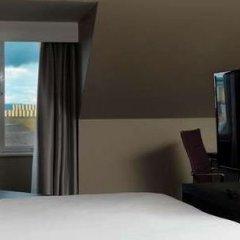 Отель Doubletree By Hilton Edinburgh City Centre Эдинбург удобства в номере фото 2