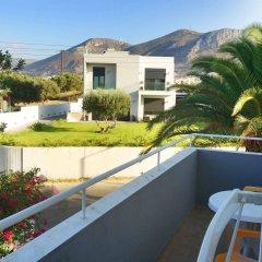Mastorakis Hotel And Studios балкон