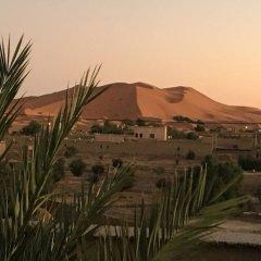 Отель Chez Youssef Марокко, Мерзуга - 1 отзыв об отеле, цены и фото номеров - забронировать отель Chez Youssef онлайн балкон