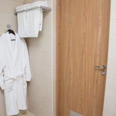 Отель МФК Горный Санкт-Петербург ванная фото 2