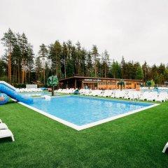 Гостиница Okhta park бассейн фото 3
