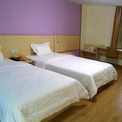 Отель 7 Days Inn (Nanchang Zhanqian West Road Zhongyuan Grand Theater) комната для гостей фото 2