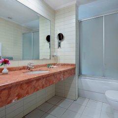 Alara Park Hotel Турция, Аланья - отзывы, цены и фото номеров - забронировать отель Alara Park Hotel онлайн ванная