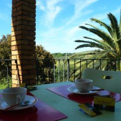 Отель La Mimosa Кастаньето-Кардуччи балкон