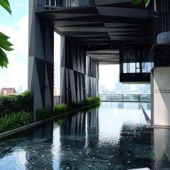 Отель BoonRumpa Condotel бассейн