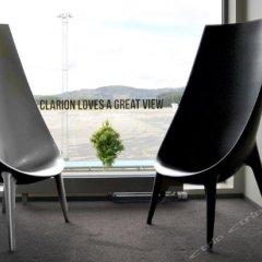 Отель Clarion Bergen Airport Берген удобства в номере фото 2