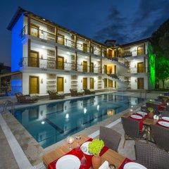 Amore Hotel Турция, Кемер - 1 отзыв об отеле, цены и фото номеров - забронировать отель Amore Hotel онлайн бассейн