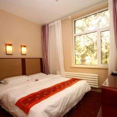 Отель Chinese Culture Holiday Hotel Китай, Пекин - 1 отзыв об отеле, цены и фото номеров - забронировать отель Chinese Culture Holiday Hotel онлайн комната для гостей фото 2