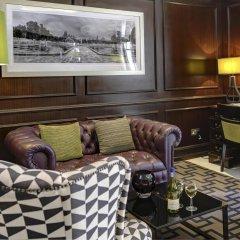 Отель Best Western Mornington Hotel London Hyde Park Великобритания, Лондон - 1 отзыв об отеле, цены и фото номеров - забронировать отель Best Western Mornington Hotel London Hyde Park онлайн комната для гостей фото 4