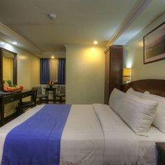 Отель Fersal Hotel - Manila Филиппины, Манила - отзывы, цены и фото номеров - забронировать отель Fersal Hotel - Manila онлайн комната для гостей фото 5