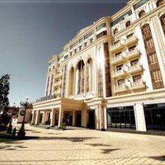 Отель Daniel Hill Hotel Узбекистан, Ташкент - отзывы, цены и фото номеров - забронировать отель Daniel Hill Hotel онлайн вид на фасад фото 3