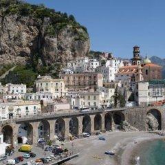 Отель Eva Rooms Италия, Атрани - отзывы, цены и фото номеров - забронировать отель Eva Rooms онлайн пляж фото 2