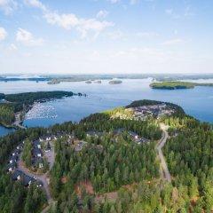 Отель Imatran Kylpylä Финляндия, Иматра - 14 отзывов об отеле, цены и фото номеров - забронировать отель Imatran Kylpylä онлайн пляж