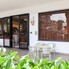 Hotel Giordo Римини гостиничный бар