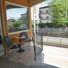 Отель Berenice Италия, Римини - 1 отзыв об отеле, цены и фото номеров - забронировать отель Berenice онлайн балкон
