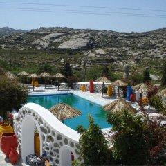 Sun of Mykonos Studios in Ornos, Greece from 132$, photos, reviews - zenhotels.com pool photo 2