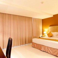 Отель The Patra Hotel - Rama 9 Таиланд, Бангкок - 1 отзыв об отеле, цены и фото номеров - забронировать отель The Patra Hotel - Rama 9 онлайн комната для гостей фото 5