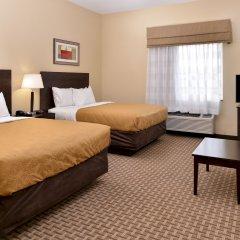 Отель Mainstay Suites Meridian комната для гостей фото 2
