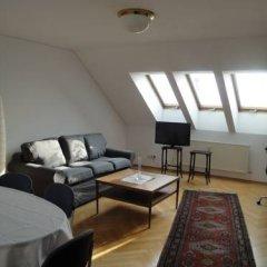 Отель Living Vienna Apartment Австрия, Вена - отзывы, цены и фото номеров - забронировать отель Living Vienna Apartment онлайн комната для гостей фото 2