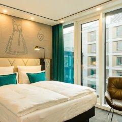 Отель Motel One München-parkstadt Schwabing Мюнхен комната для гостей фото 4