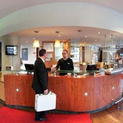 Отель Novotel Suites Berlin City Potsdamer Platz гостиничный бар