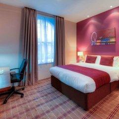 Отель Comfort Inn St Pancras - Kings Cross Великобритания, Лондон - отзывы, цены и фото номеров - забронировать отель Comfort Inn St Pancras - Kings Cross онлайн комната для гостей фото 3
