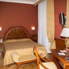 Hotel Livingston Сиракуза сейф в номере