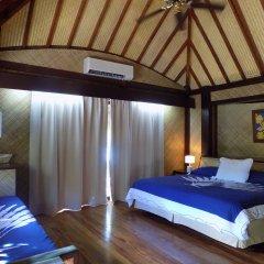 Отель Maitai Polynesia Французская Полинезия, Бора-Бора - отзывы, цены и фото номеров - забронировать отель Maitai Polynesia онлайн комната для гостей фото 4