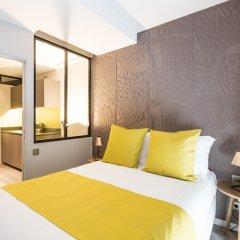 Отель Alberginn Suites Rivoli Les Halles Париж комната для гостей фото 5