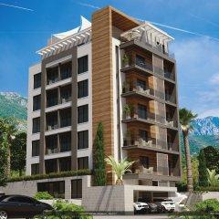 Отель Lusso Mare Черногория, Будва - отзывы, цены и фото номеров - забронировать отель Lusso Mare онлайн парковка