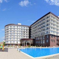 Гостиница Кубань (Геленджик) бассейн