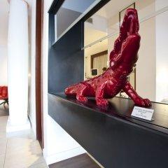 Select Hotel - Rive Gauche Париж интерьер отеля фото 2