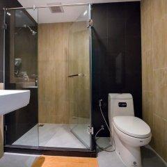 Отель Narra Hotel Таиланд, Бангкок - 1 отзыв об отеле, цены и фото номеров - забронировать отель Narra Hotel онлайн ванная фото 2