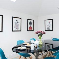 Отель Bright 1BR flat in West London Великобритания, Лондон - отзывы, цены и фото номеров - забронировать отель Bright 1BR flat in West London онлайн питание фото 3