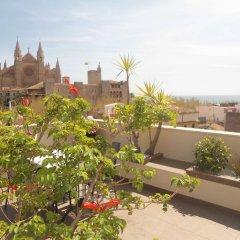 Отель Apuntadores 8 Испания, Пальма-де-Майорка - отзывы, цены и фото номеров - забронировать отель Apuntadores 8 онлайн балкон