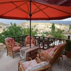 Cappadocia Abras Cave Hotel Турция, Ургуп - 1 отзыв об отеле, цены и фото номеров - забронировать отель Cappadocia Abras Cave Hotel онлайн балкон