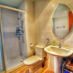 Отель Turomar Испания, Льорет-де-Мар - отзывы, цены и фото номеров - забронировать отель Turomar онлайн ванная