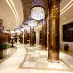 Lujiang Harbourview Hotel Xiamen Сямынь интерьер отеля